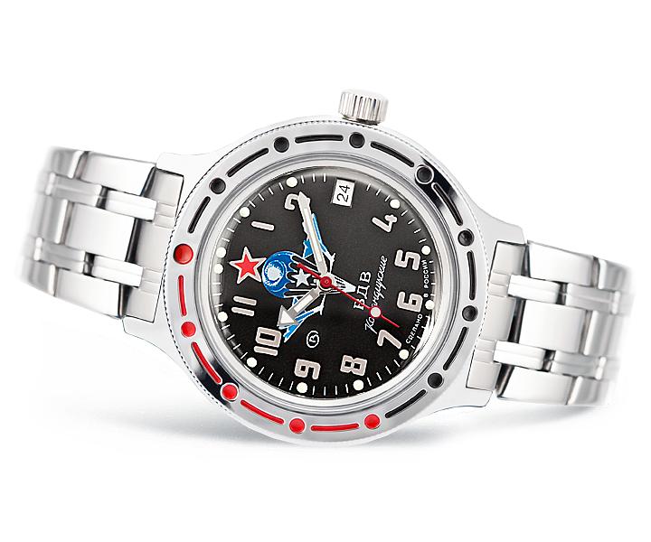 Мужские часы Восток 420288 Мужские часы Aviator V.3.18.0.160.4